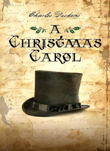 a-christmas-carol, scrooge, play, Charles Dickens', black top hat. eventandpartyideas.com