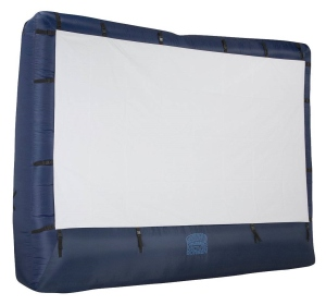 10866023, outdoor movie screen, inflatable movie screen, movie screen, movie party, movie night. eventandpartyideas.com
