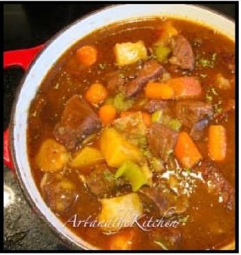 irish-stew-2, st. patrick's day, stew, irish, party. eventandpartyideas.com